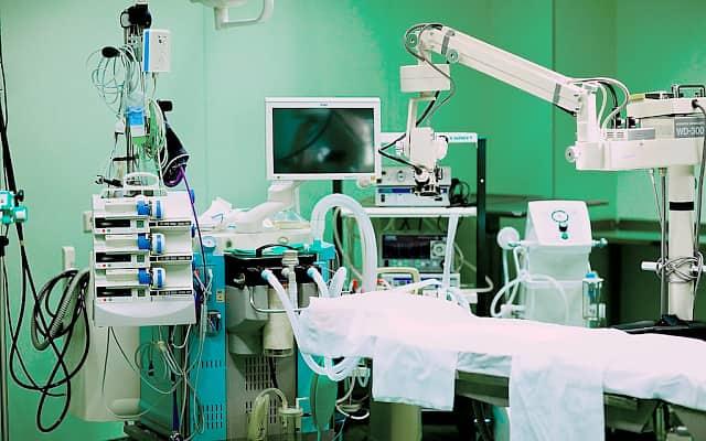 Оборудование в клинике