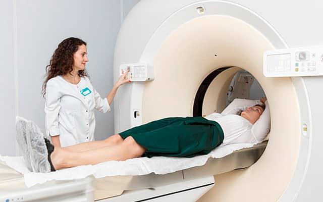 Диагностические мощности клиники